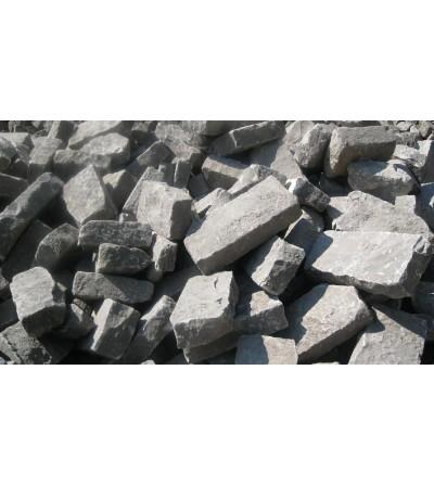Bordures en grès ou en granit